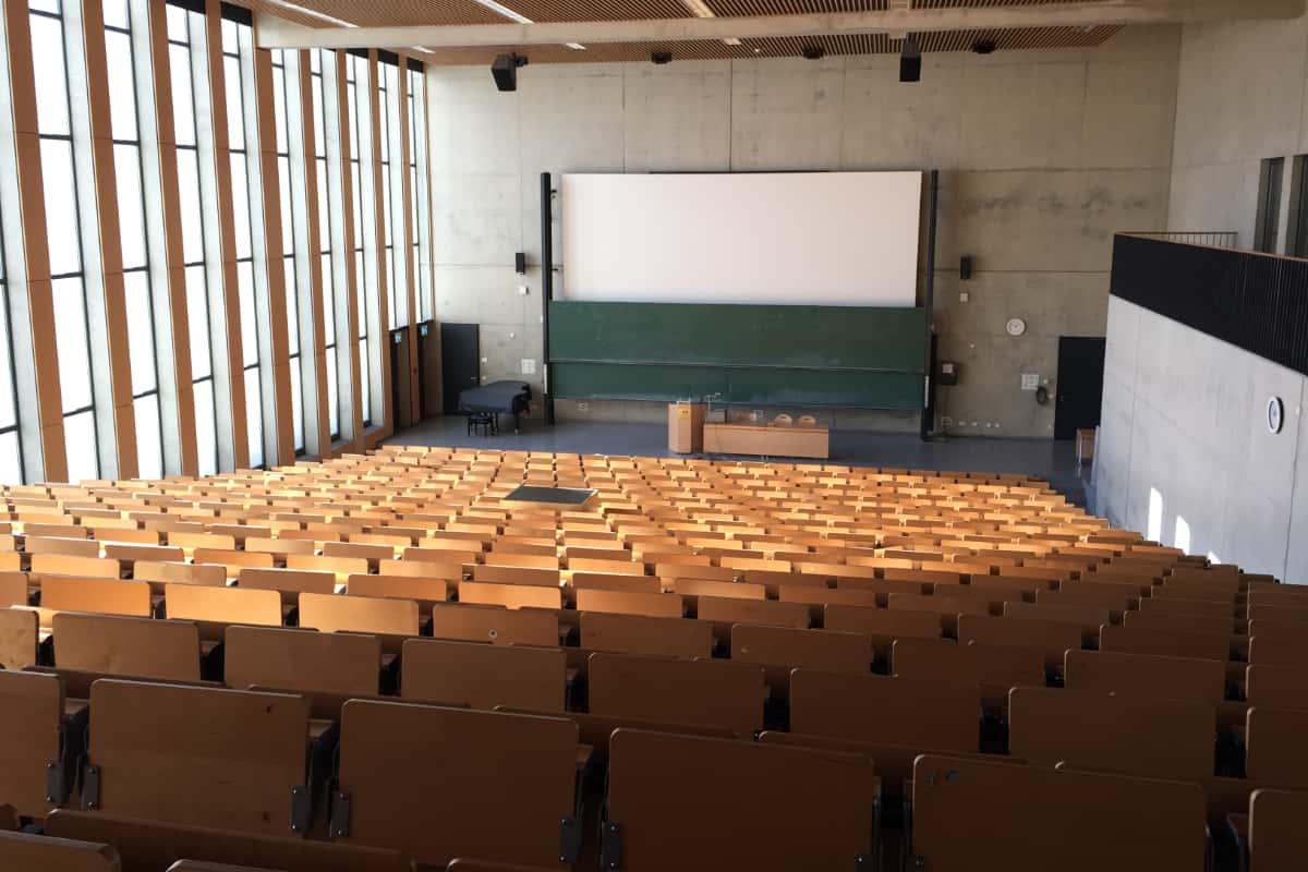 Audimax, Universität Koblenz