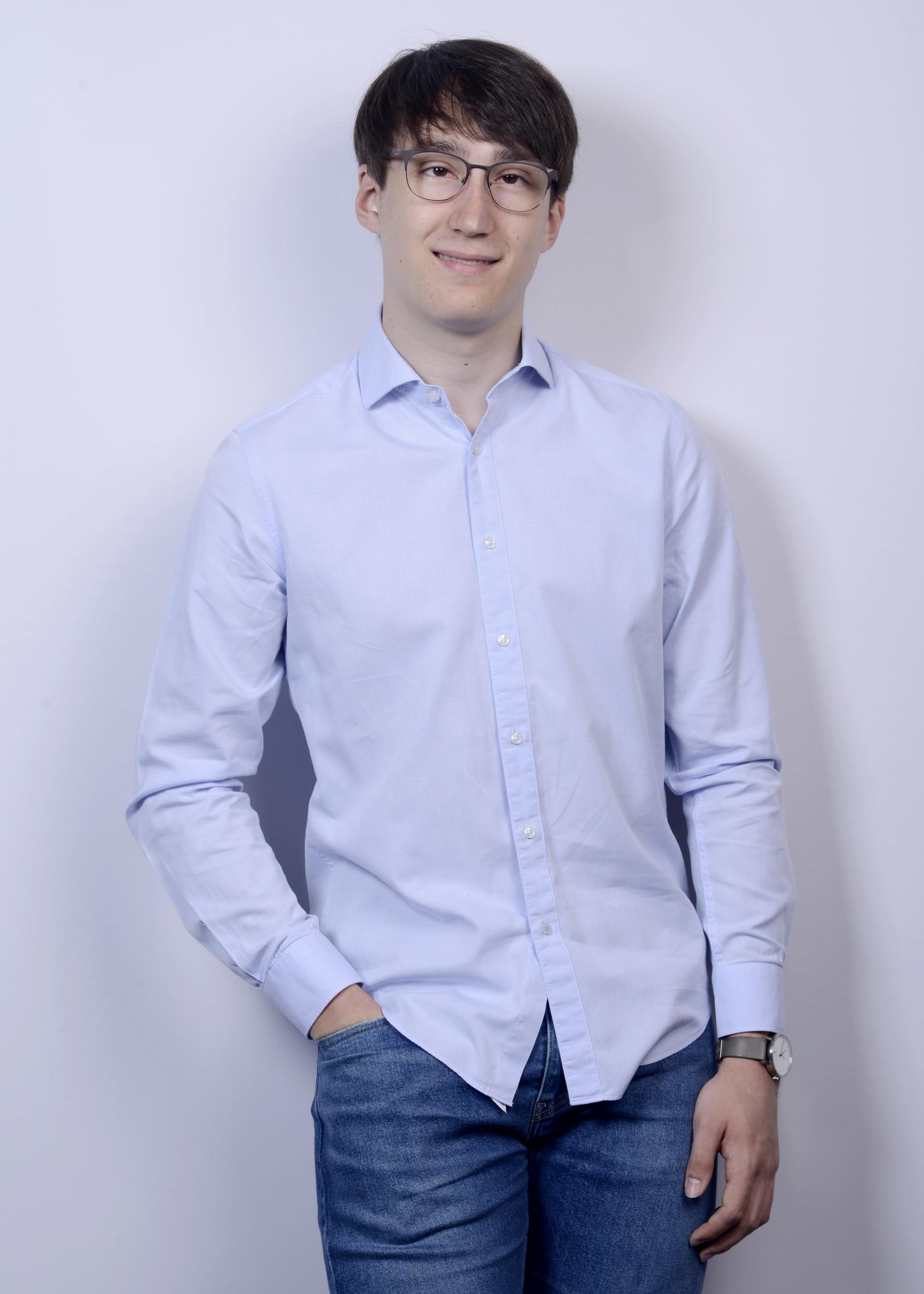 Team: Bastian Schmid