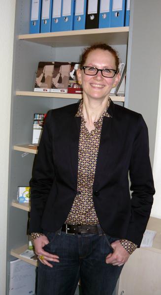 Kathrin Ruhl.