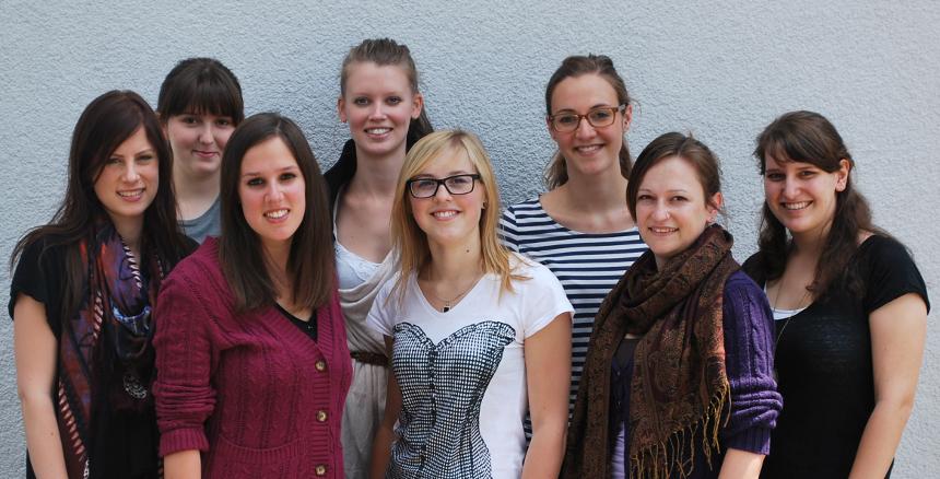 """Das Team, das hinter """"Blackbox"""" steht, besteht aus Kulturwissenschaftlerinnen aus Koblenz. Foto: privat"""