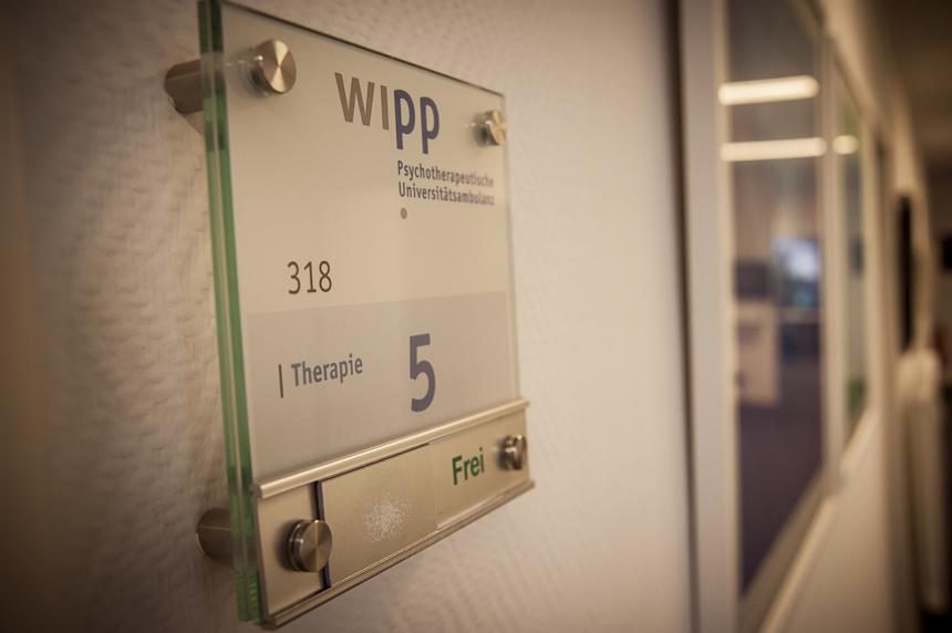 Im WiPP werden vor allem Angststörungen, Depressionen und Psychosomatische Störungen erforscht und behandelt. Foto: David John