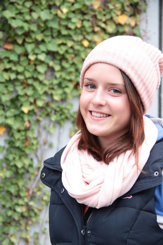 Martina Klauck (20), Grundschulpädagogik. Foto: Daniel Schumacher