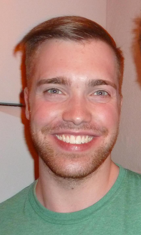 Patrick Schäfer (25), 4. Semester Master Wirtschaftsinformatik. Foto: Adrian Müller