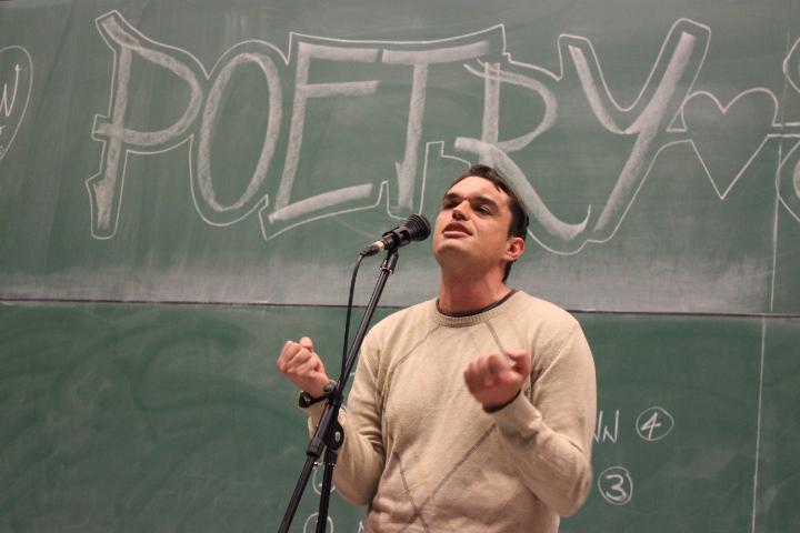 Ausdrucksstark wie seine Texte - René Deutschmann