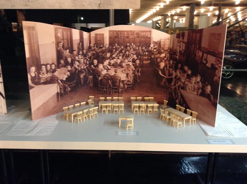 Installation des Kinderparlaments nach Korczak. Foto: Dr. Wiebke Lohfeld