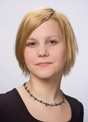 Wibke Baudac (26), Computervisualistik. Foto: Privat