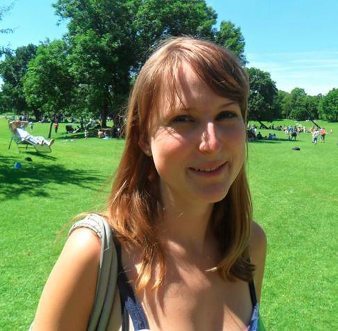 Lena Witte (22), Bachelor Psychologie, 5. Semester. Foto: Privat.