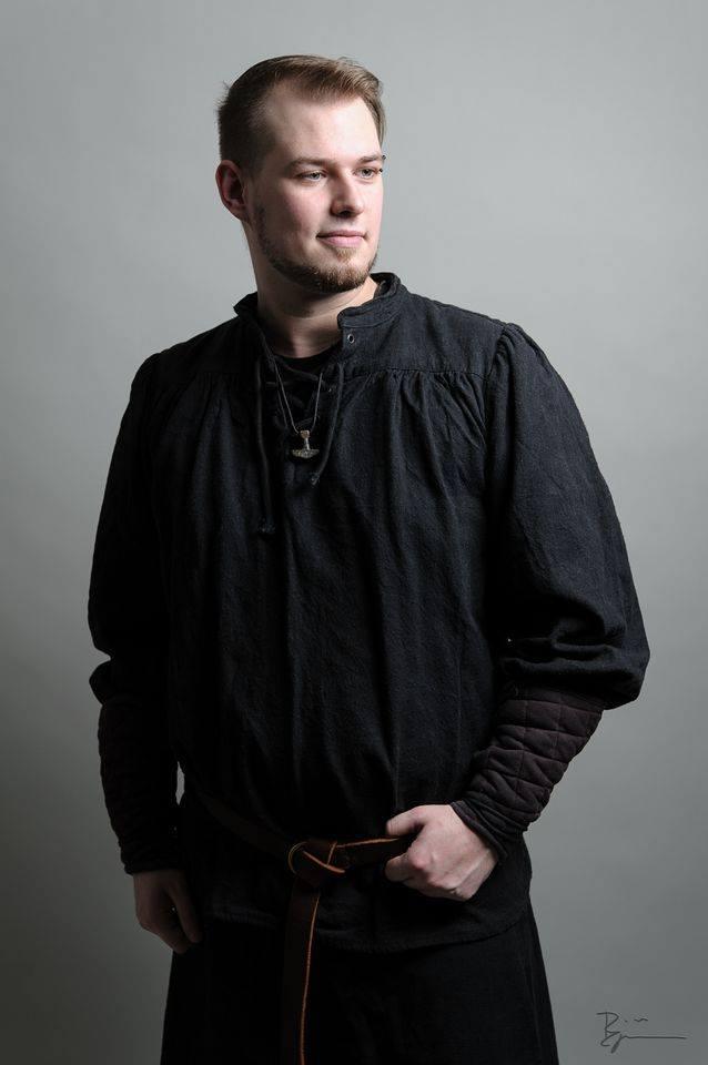 Pierre de la Barré (25), Lehramt ev. Theologie und Geschichte, 3. Semester. Foto: Privat