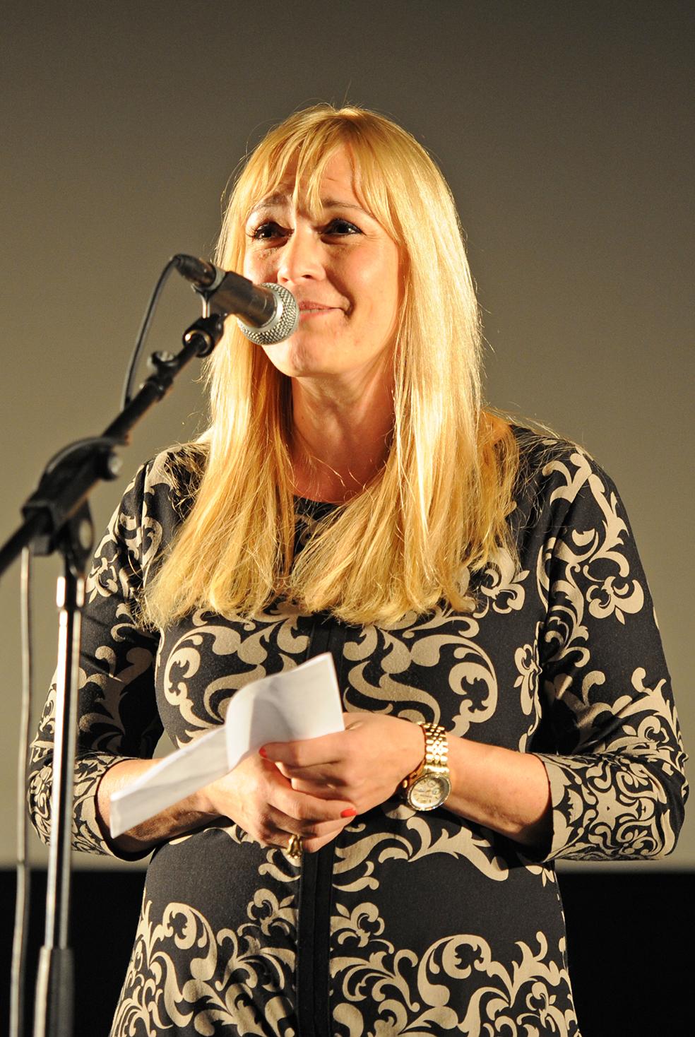ZKW-Leiterin Anja Ohmer.