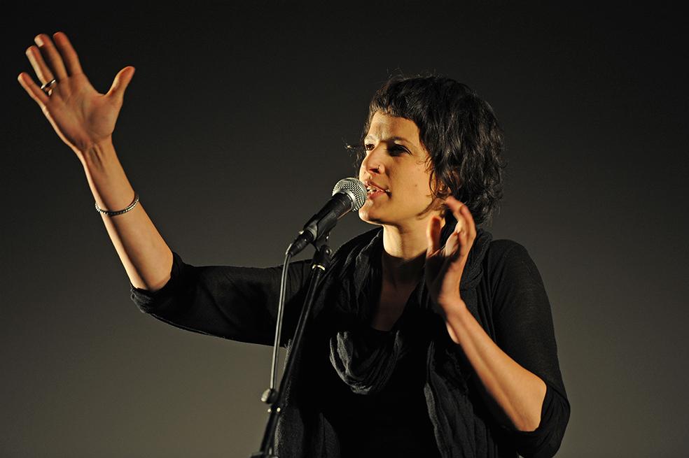Dominique Macri.