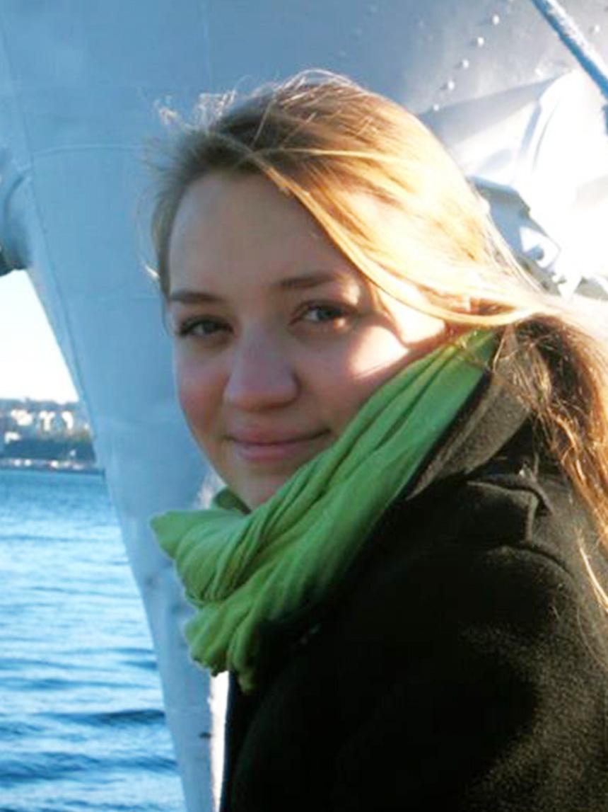 Johanna Frances (19), Lehramt Deutsch und evangelische Religion. Foto: privat