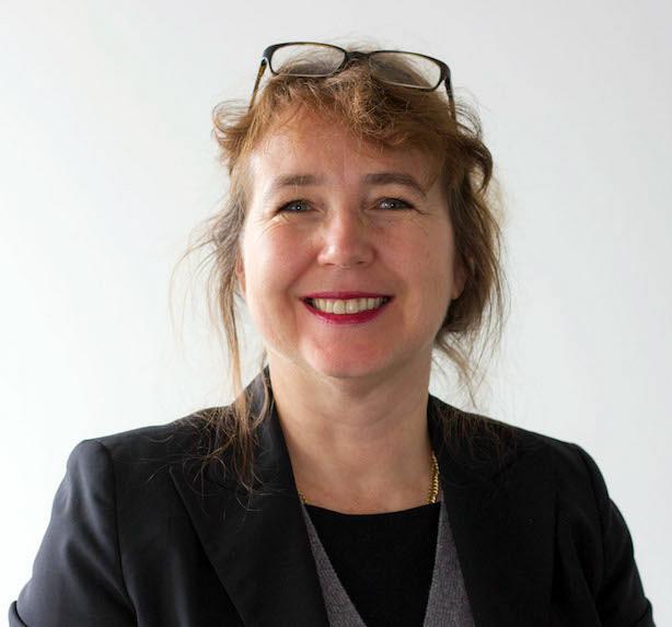 Prof. Dr. Eva Lia Wyss. Foto: Adrian Müller