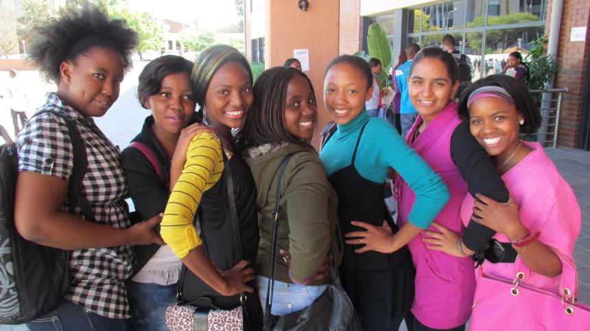 Die Kooperation mit Landau bietet den Studierenden aus Botswana die einmalige Möglichkeit, Deutschland kennenzulernen. Foto: Pütz