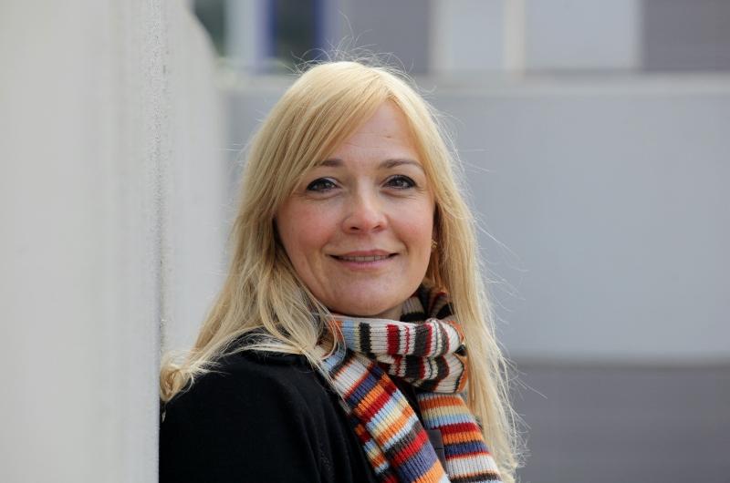 Studiengangsleiterin in Landau: Anja Ohmer. Foto: Lisa Leyerer