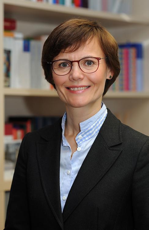 Die Politikwissenschaftlerin Prof. Manuela Glaab stand den jungen Redakteuren als Expertin zur Seite. Foto: .