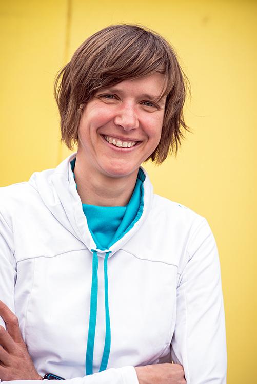 Möchte mit ihrer Forschung für sauberes Trinkwasser sorgen: Junior-Professorin Dr. Katrin Schuhen.