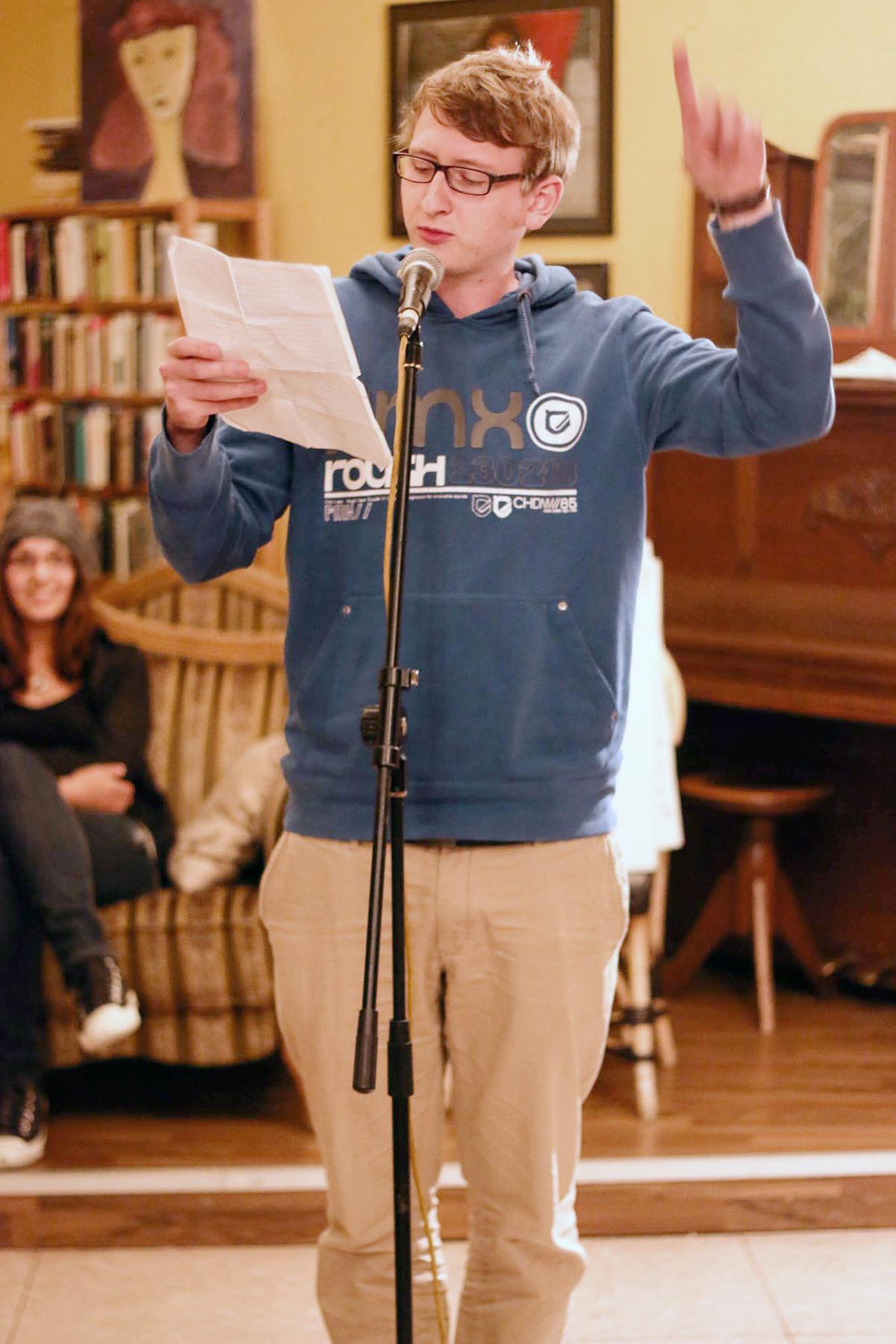 Von Buchstabensalat zu wortgewandter Poesie ist es ein weiter Weg. Doch den Umgang mit Worten kann man lernen. Foto: FotoWikinger, Tobias Hartmann