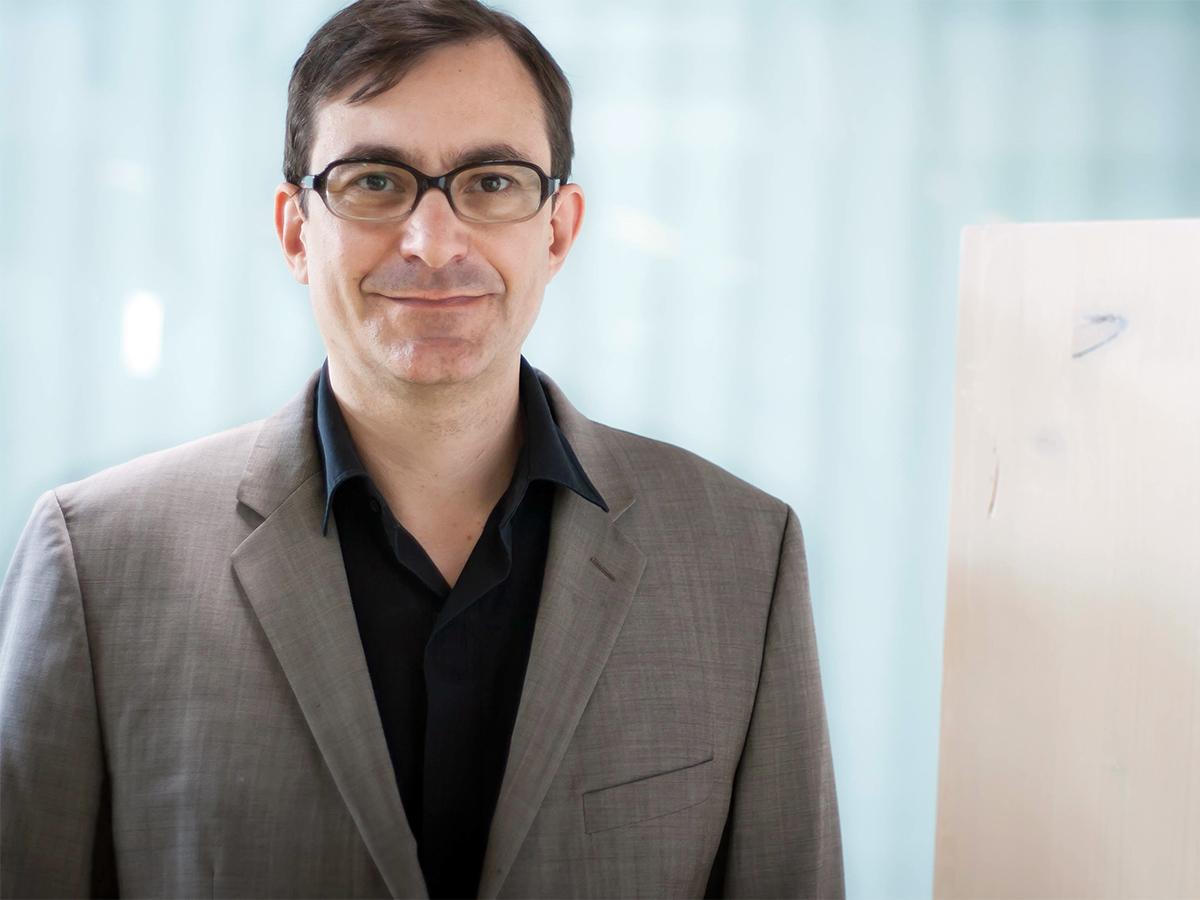 Prof. Appel vom Landauer Institut für Kommunikationspsychologie und Medienpädagogik. Foto:
