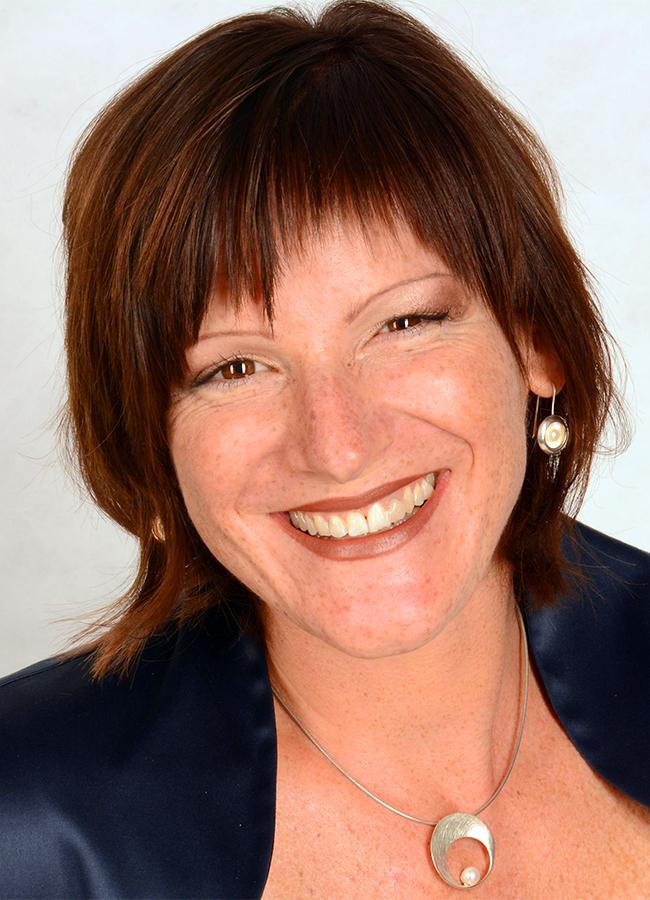Kirsten Guthöhrlein ist Mitarbeiterin beim Projekt GeSchwind. Foto: Privat
