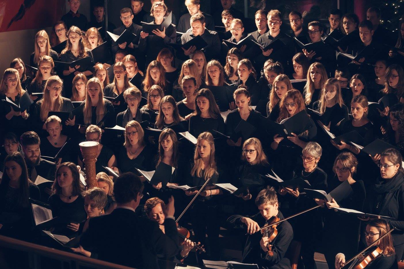 Johann Sebastian Bach, Weihnachtsoratorium, Kantaten I-III