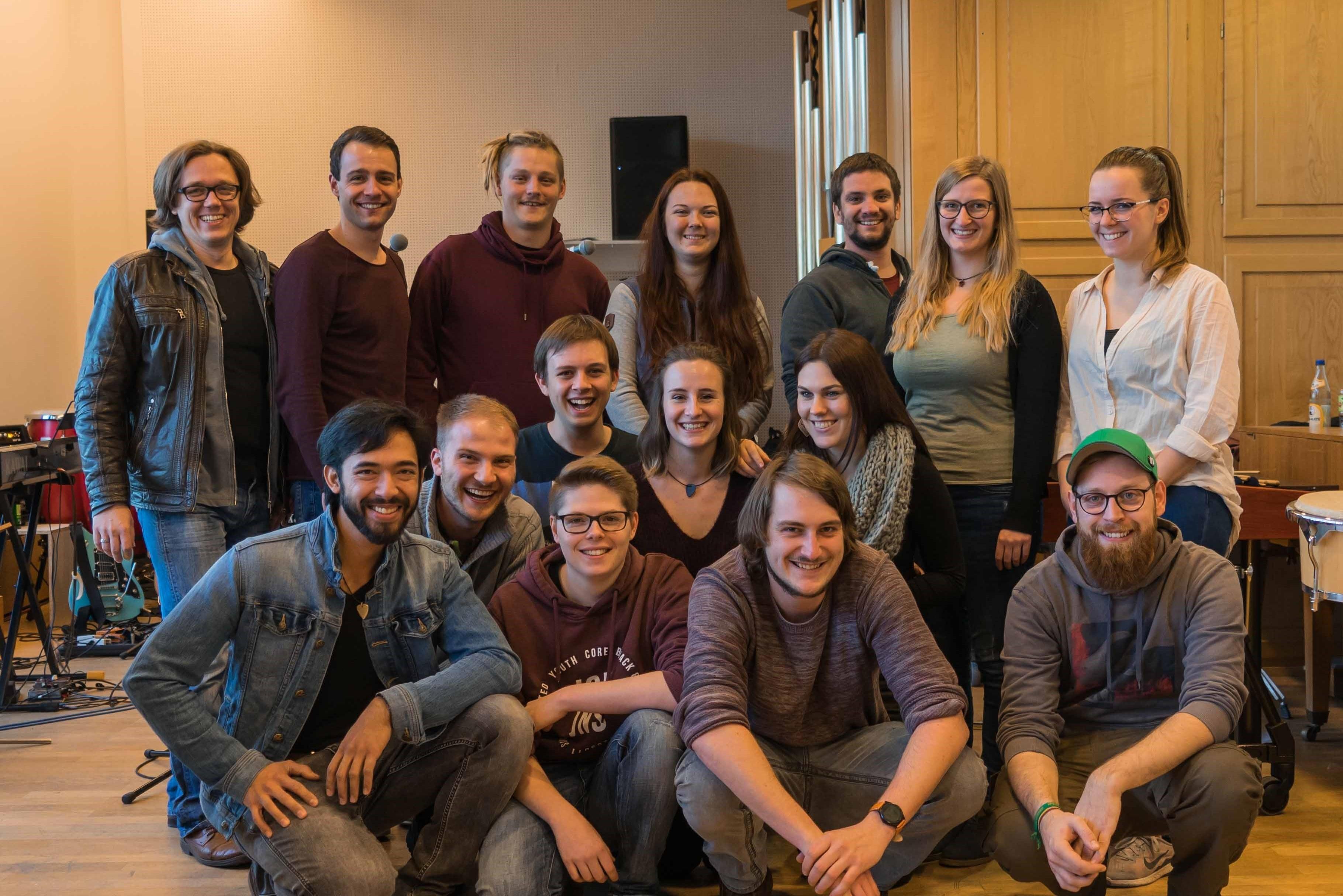Semesterabschlusskonzert des Rock/Pop Ensembles