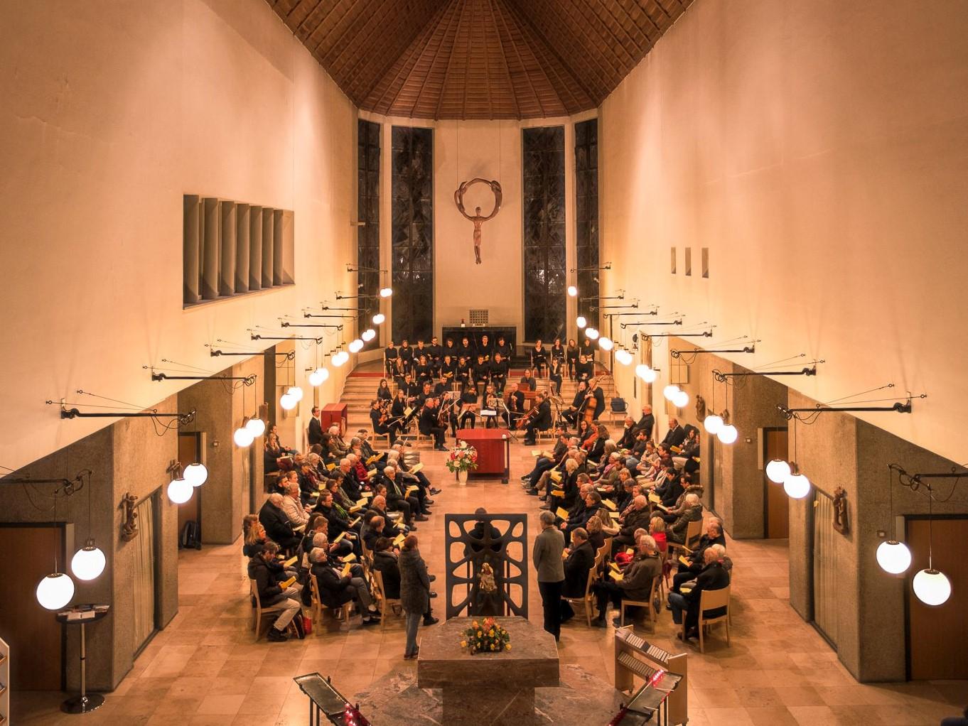 """Universitätsgottesdienst - Kantate """"Jauchzet Gott in allen Landen"""", BWV51"""