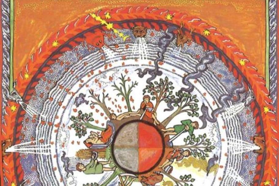 Der göttliche Funke - Musik zu Hildegard von Bingen