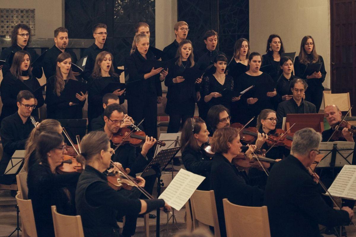 """Universitätsgottesdienst - Kantate """"Ich habe genug"""", BWV 82"""