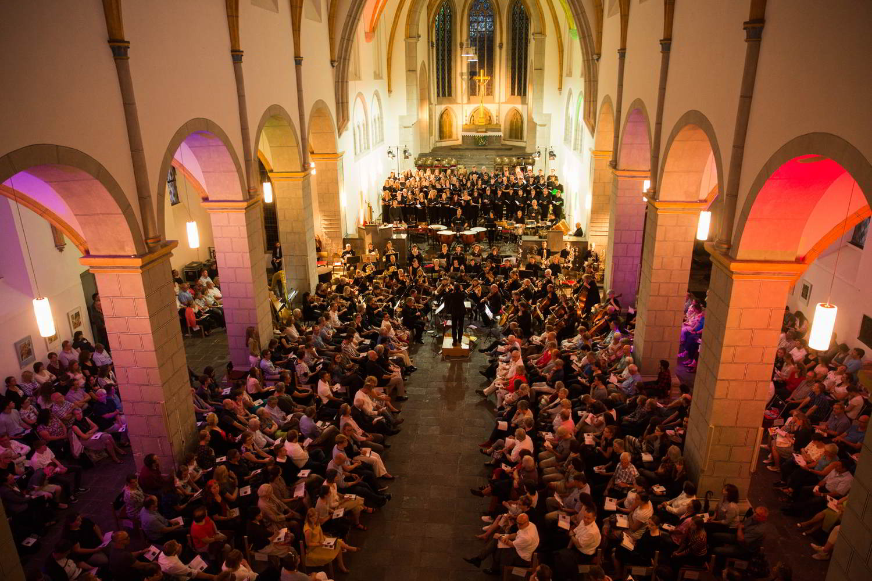 Große Koblenzer Musiknacht, Unimus 2020  -  Beethoven wagen!