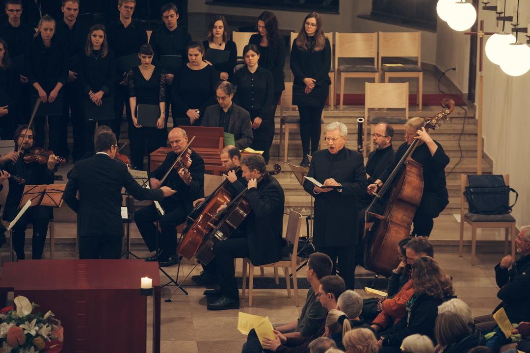 Bach: Mein Gott, wie lang, ach wie lange?